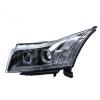 酷斯特 科鲁兹大灯 改装V3透镜天使眼氙气专用led科鲁兹大灯总成 白光带LED灯款/对