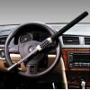 卡饰社(CarSetCity) 新型汽车方向盘密码锁 防切割伸缩式无钥匙 黑色 CS-26491