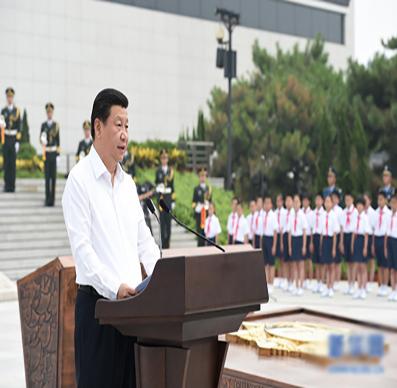 纪念抗战胜利70周年:抗战胜利纪念大会3日举行 习近平将发表重要讲话
