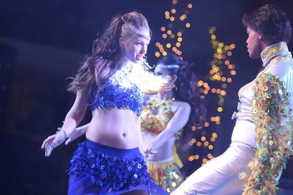 外国舞蹈表演