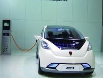 上海新能源汽车:电池系统之换电模式