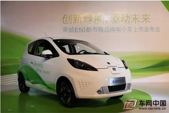 上海新能源汽车