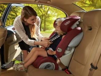 Britax安全座椅:儿童安全出行的防护盾