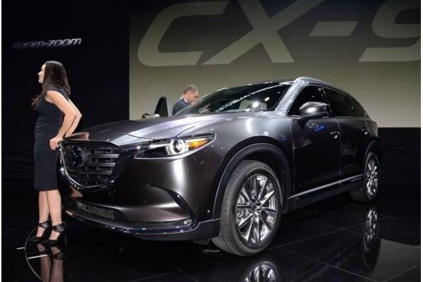 阿特兹要沾CX-9的光搭载2.5T发动机 秒变性能车