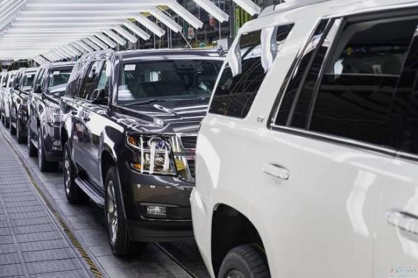 北美轻型汽车8月产量创新高 库存饱和