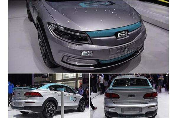观致汽车战略公布 未来将推多款新能源车型