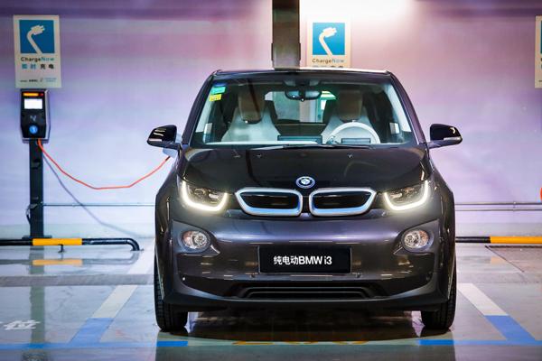 出行服务领导者BMW携手凯德集团 即时充电TM(Ch