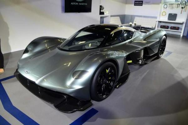 梅赛德斯-AMG顶级超跑定名Project One