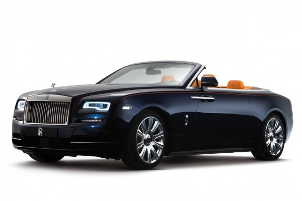 Rolls-Royce Dawn (2017)
