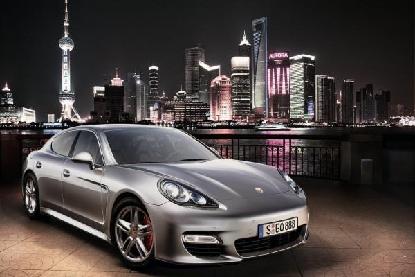 Porsche Panamera (2010)