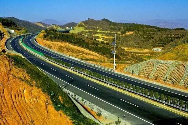河南最美高速,三淅高速你自驾过了吗!