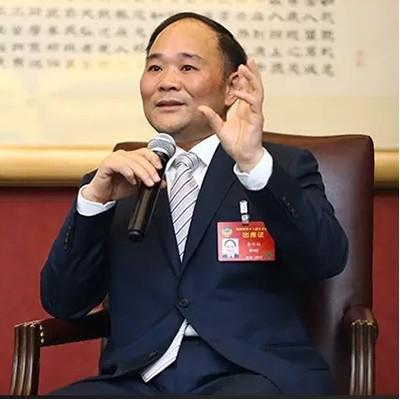 """李书福的""""两会""""时刻:手撕韩系车 炮轰惰性思"""