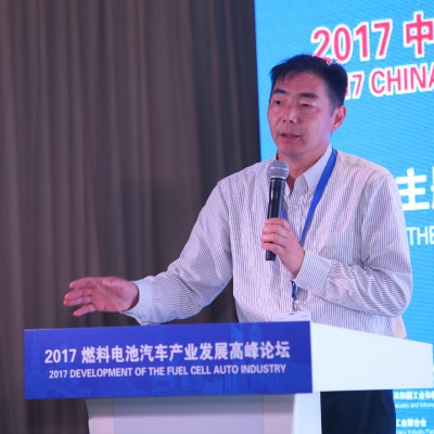 上海国际汽车城(集团)有限公司董事长、总经理