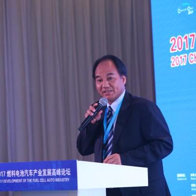 中国汽车工业协会副秘书长 叶盛基