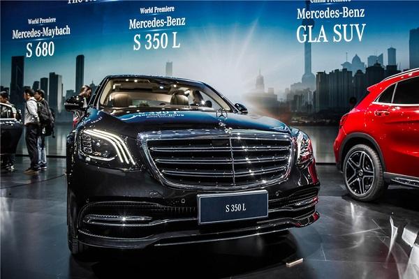 新款奔驰S级今晚上市 预售95万元起