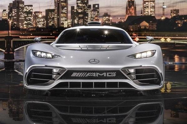 梅赛德斯:电动方程式技术可助力Project One超跑后继车型研发