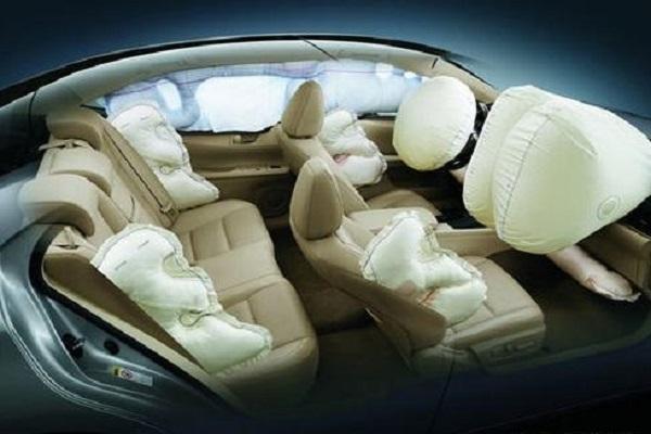 汽车安全气囊安全吗?都有几个,都在什么位置,怎么工作的呀?