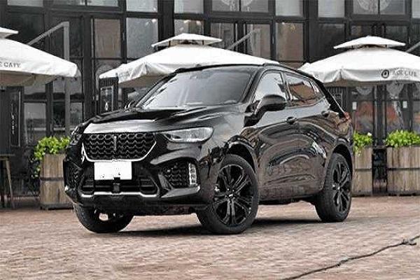 "SUV""专业户""再出新车型, 2.0T四驱动力,12万起售"