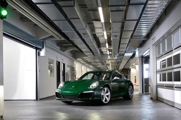 保时捷911第一百万台纪念版今晚国内首发