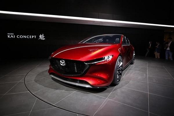 马自达魁概念车发布 新一代昂克赛拉雏形