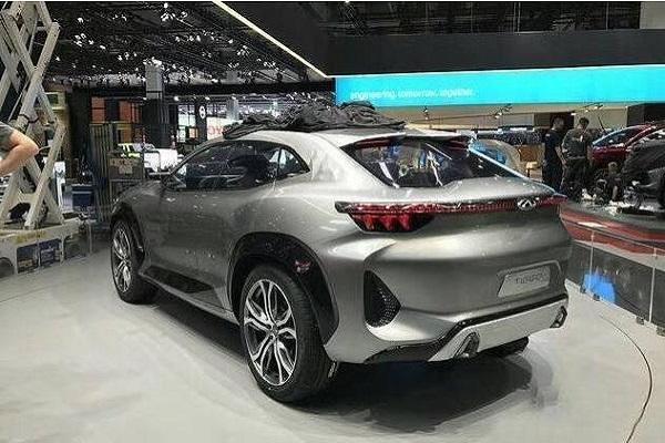 奇瑞瑞虎8国产轿跑SUV,剑指马自达CX4
