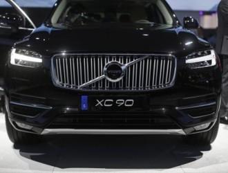 Uber向沃尔沃订购2.4万辆XC90 SUV 将组建其自动