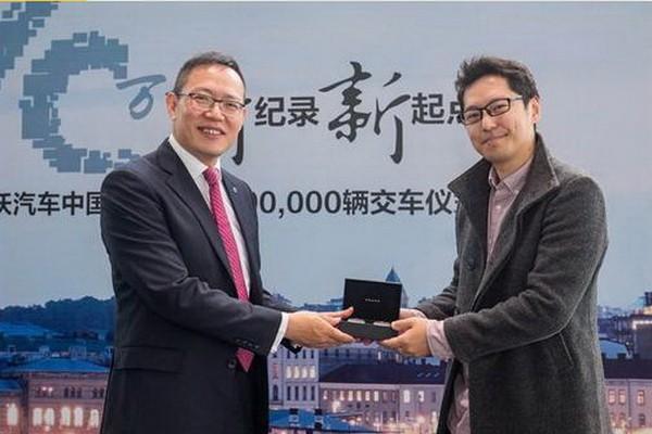 沃尔沃年销量破10万 袁小林称汽车行业没有奇迹
