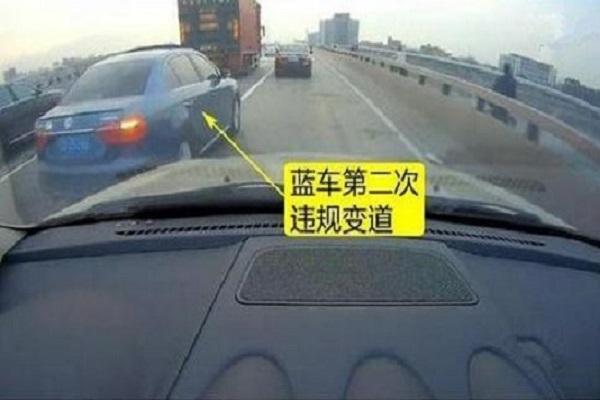 """老司机开车为何都是""""让速不让道"""",原来大有学"""