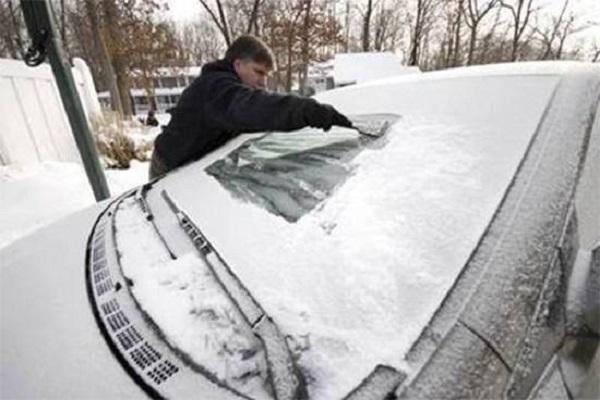 冬季,你在洗车还是伤车