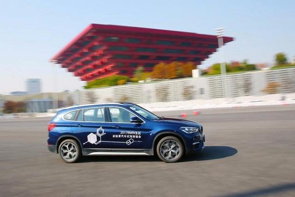 悦享电动乐趣 BMW东区新能源汽车体验会