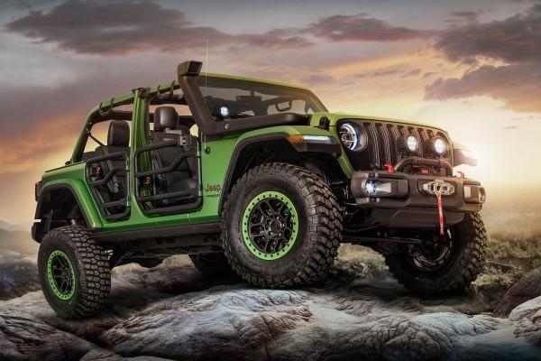 2018 Jeep Wrangler Rubicon by Mopar