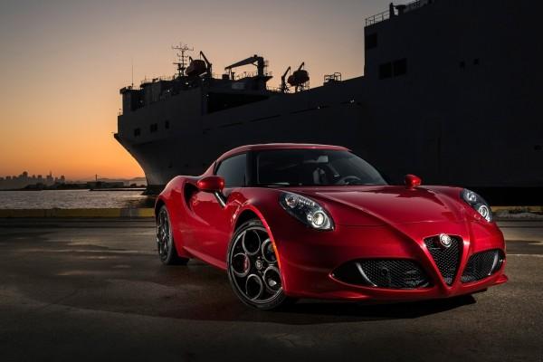 2018 Alfa Romeo 4C Coupe and Spider