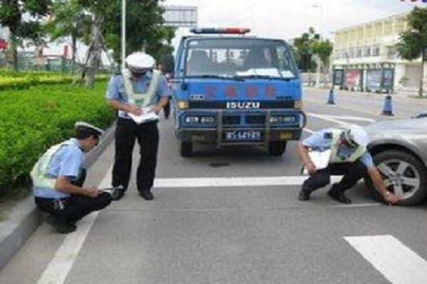 """交通事故处理——""""三不一没有""""原则"""