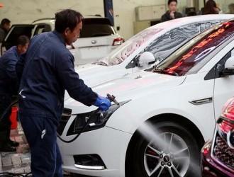 新老司机洗车这三处地方一定要洗到,到时候车怎