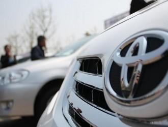 因安全气囊恐无法弹出,丰田全球召回64万辆车!