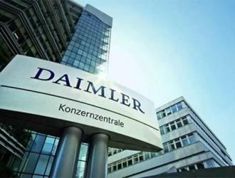 吉利收购戴姆勒奔驰股份 二级市场近完成