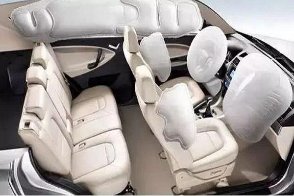 气囊越多就越安全?一台安全的车必须要具备这几