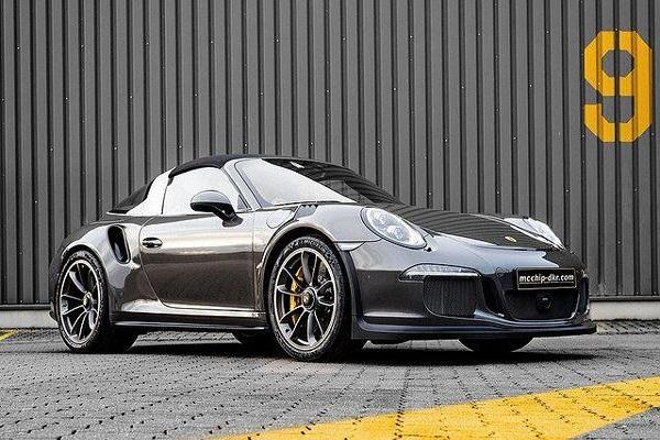 McChip-DKR操刀改装保时捷911 Targa4 GTS!