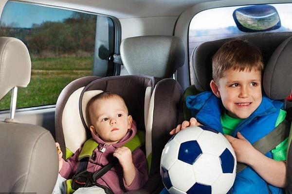 安全座椅即将强制使用,你的车能装哪种?