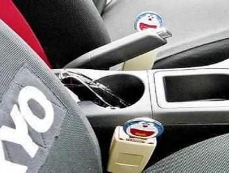 汽车上有安全隐患的小物件,我们要引以为戒,知