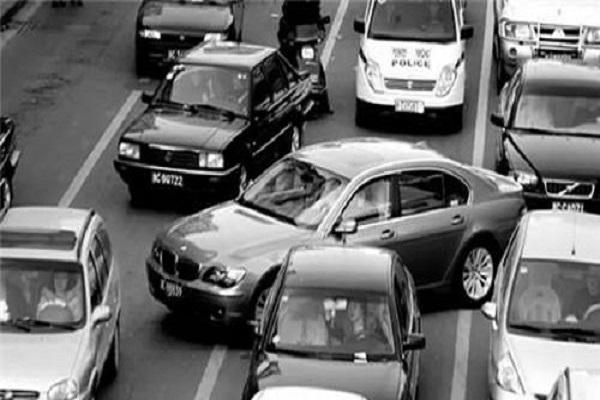 春节用车的4大活该,避免中招