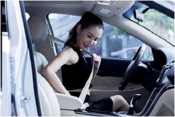 你真的会用汽车安全带吗?