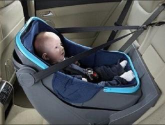 关于汽车儿童安全座椅你需要了解的知识