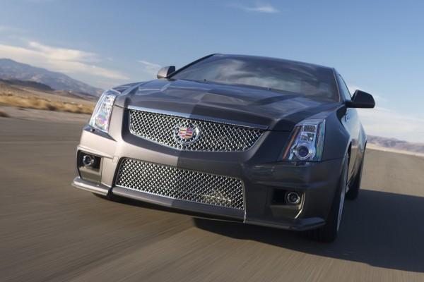 Cadillac CTS-V Coupe (2011)