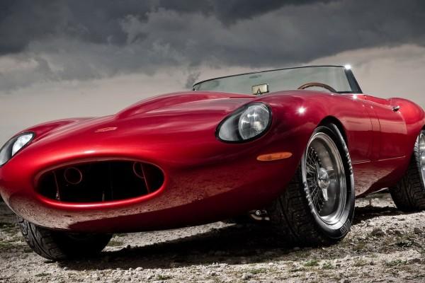 Jaguar E-Type Speedster (2011)