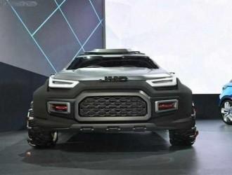 比路虎霸气!5米3车身,全系标配ABS+EBD,仅9万