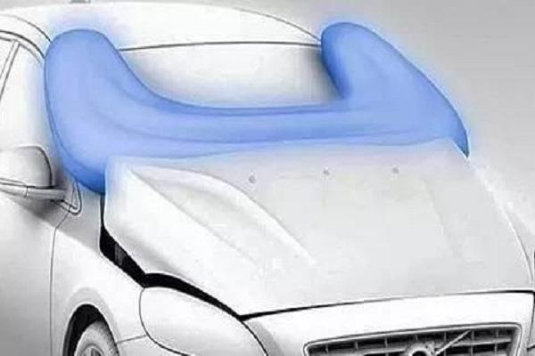 车外气囊 未来安全气囊的新品种?