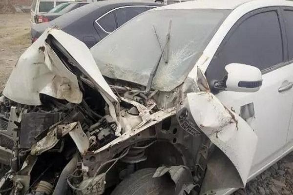 众泰安全气囊不安全,车撞到报废安全气囊却没打