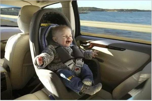汽车安全技术之安全座椅