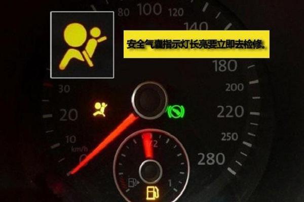 汽车安全气囊工作原理与安全气囊怎么弹出来